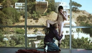 Stoya & Mick Blue in Stoya Perfect Picture, Scene 6