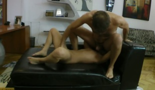 Mexi Rose just loves to blow and cant say No to hard dicked guy