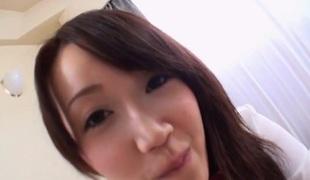 Asian schoolgirl scene so darksome all u hear is pleasure moan