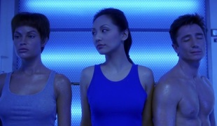 Star Trek Enterprise (2003-2005) Jolene Blalock, Linda Park