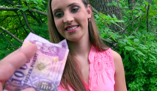 Euro Hottie's Hawt Amateur Pussy