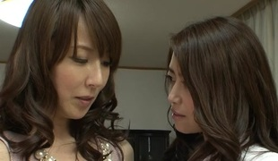 Reiko Sawamura in Bored Housewives Find Each Other - MilfsInJapan