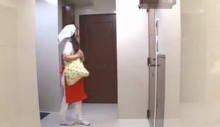 Hottest Japanese whore Saki Izumi, Ren Ayase, Akari Nishi in Best couple, masturbation JAV episode