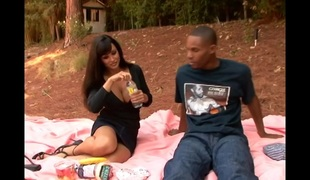 Lisa Ann & CJ Wright in My Friends Hawt Mom