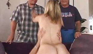 Sensual milf loves hard cock