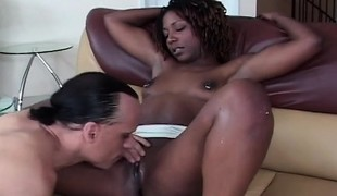Eve goes white and blows his rod, fucks, and acquires it up the ass