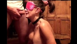 Blindfold Amateur Wife 8