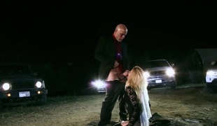 Jessica drake takes oral sex to the entire new level