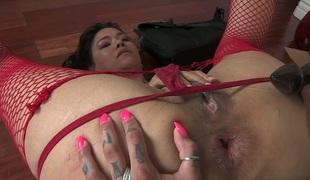 sjarmerende vakker lesbisk milf pornostjerne