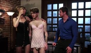 blowjob lingerie hd femdom rett