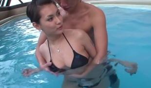 Slutty Japanese whore Maria Ozawa in Best JAV uncensored MILFs scene