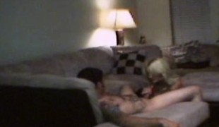 Cheating Blond Amateur Fucked From behind On Hidden Camera