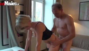 amatør blonde milf