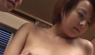 amateur sex video with lascivious office chick Rio Kurusu