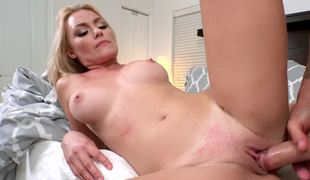 babe blonde fitte strand puling