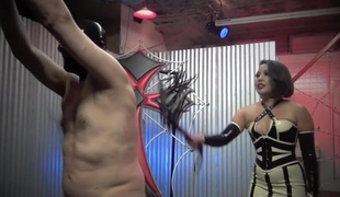 THE WHIPPING GAME CONTINUES Starring Goddess An Li