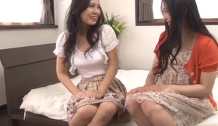 Japanese Lesbians (Ladies yearning to love one another)