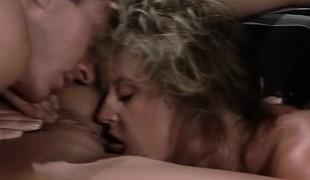 Randy Spears has Natasha Skyler and Victoria Paris sharing his big rod