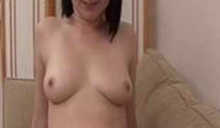 Hottest pornstar Veruca James in excellent gangbang, dark brown porn scene