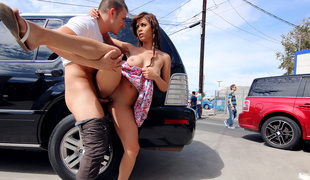 Blair Summers in Public Penetration, Scene 5 - Nasty