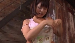 Flawless POV sex session with curvy ass Wakaba Onoue