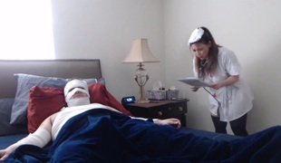 Concupiscent Patient Gets Healed By A Naughty Dilettante Nurse