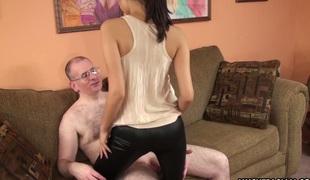 amatør tenåring blowjob kjæresten ass
