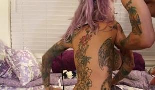 Sydnee Vicious in Sexy Espeon Cosplay, Scene #01 - BurningAngel