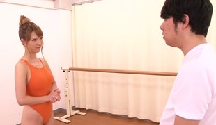 Best Japanese whore Tia Bejean in Horny JAV censored Fingering, Blowjob video