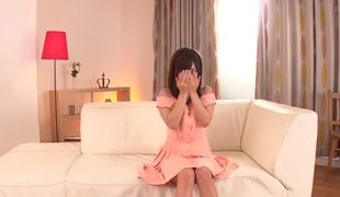 Crazy Japanese chick Minami Kojima in Best JAV censored Fingering, Unshaved clip