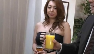 Chubby Japanese Mama Blow And Fucked