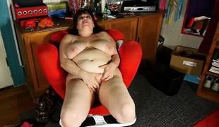 amatør lingerie strømper onani moden