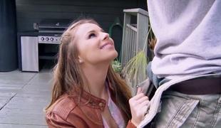 Jillian Janson gets an anal gangbang