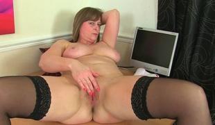 Britain's sexiest aged secretaries