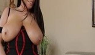 Amazing pornstar Brandy Talore in most good brunette, big tits xxx episode