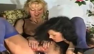 German Lesbian Milfs Toying