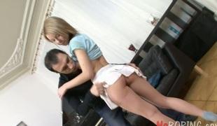 tenåring anal vakker kyssing blowjob